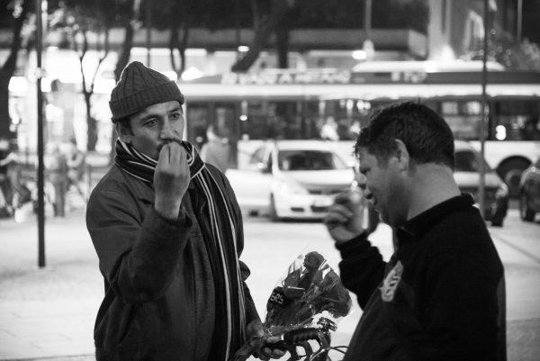 INVISIBILI, Reportage di Massimiliano Ferrari - Fotografo in Brescia