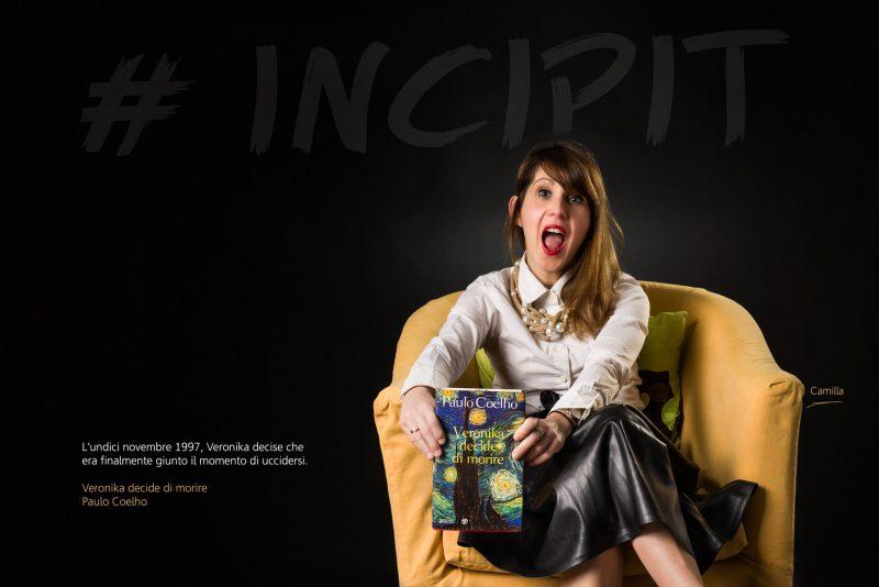 #INCIPIT - Progetto Fotografico di Massimiliano Ferrari