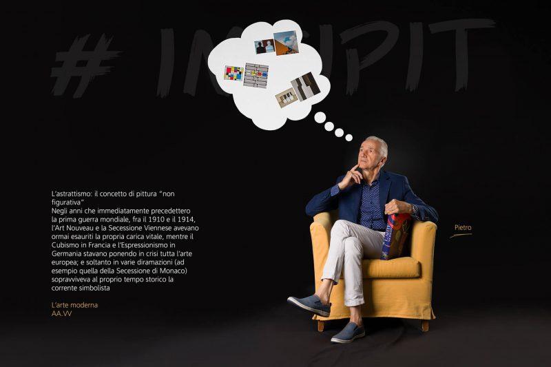 #INCIPIT - Progetto Fotografico di Massimiliano Ferrari - PIETRO FORTI fotografato da Massimiliano Ferrari