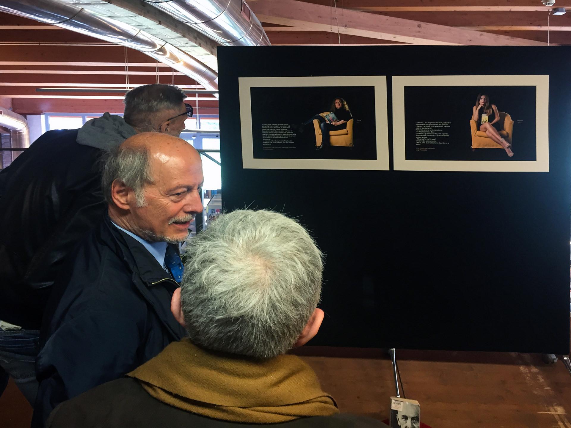 """#INCIPIT - Storie di Amici e di """"Libri del Cuore"""" - Mostra Fotografica di Massimiliano Ferrari Fotografo Brescia"""