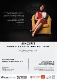 #INCIPIT-Mostra fotografica di Massimiliano Ferrari - Biblioteca-Concesio (BS)