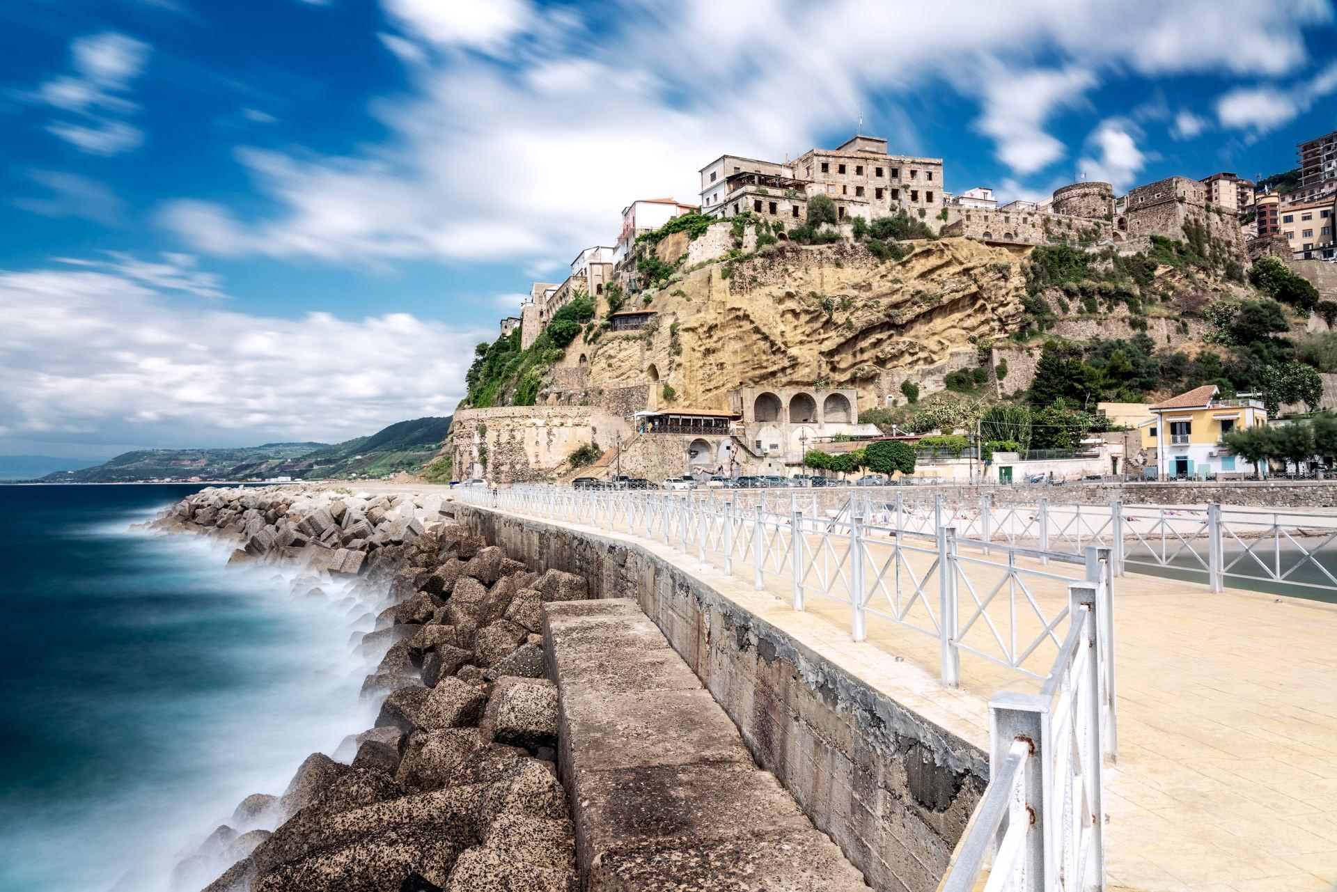 PIZZO (Calabria) - Fotografia di paesaggio di Massimiliano Ferrari Brescia