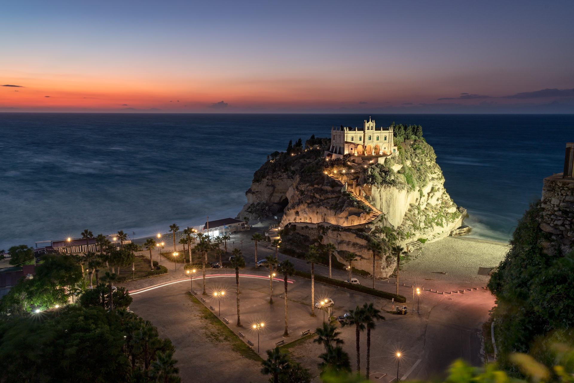TROPEA (Calabria) - Fotografia di paesaggio di Massimiliano Ferrari Landscape Photographer