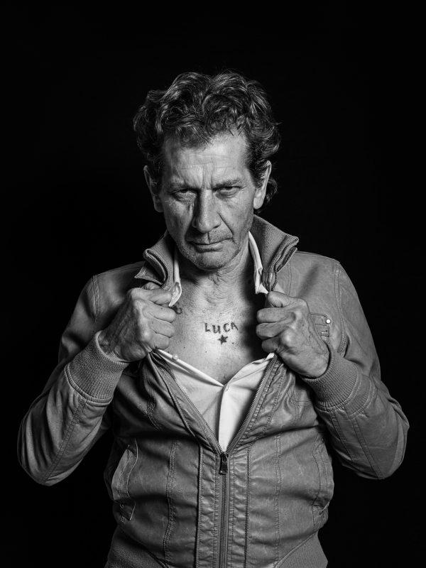 FABIO - Fotografia ritratto di Massimiliano Ferrari