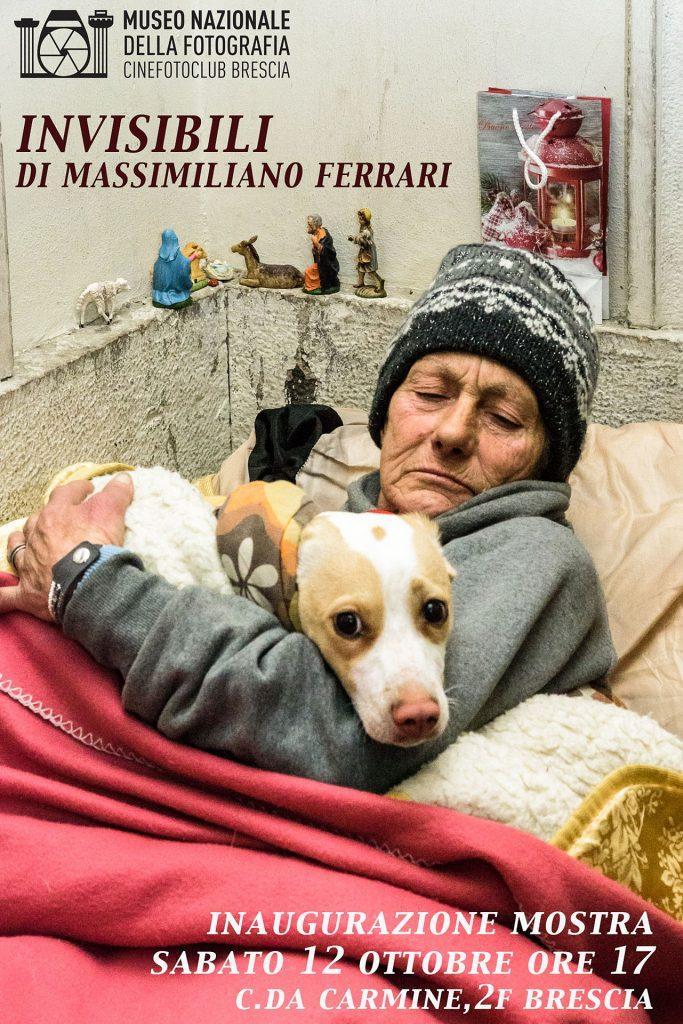 INVISIBILI - Mostra Fotografica di Massimiliano Ferrari