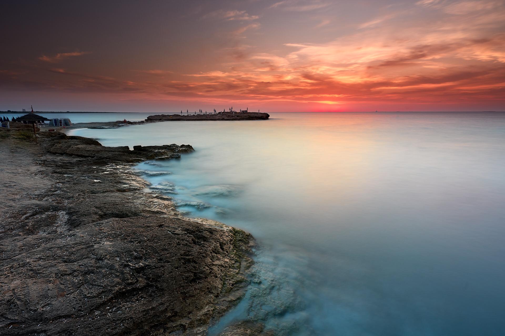PUNTA DELLA SUINA - Fotografia di Paesaggio di Massimiliano Ferrari