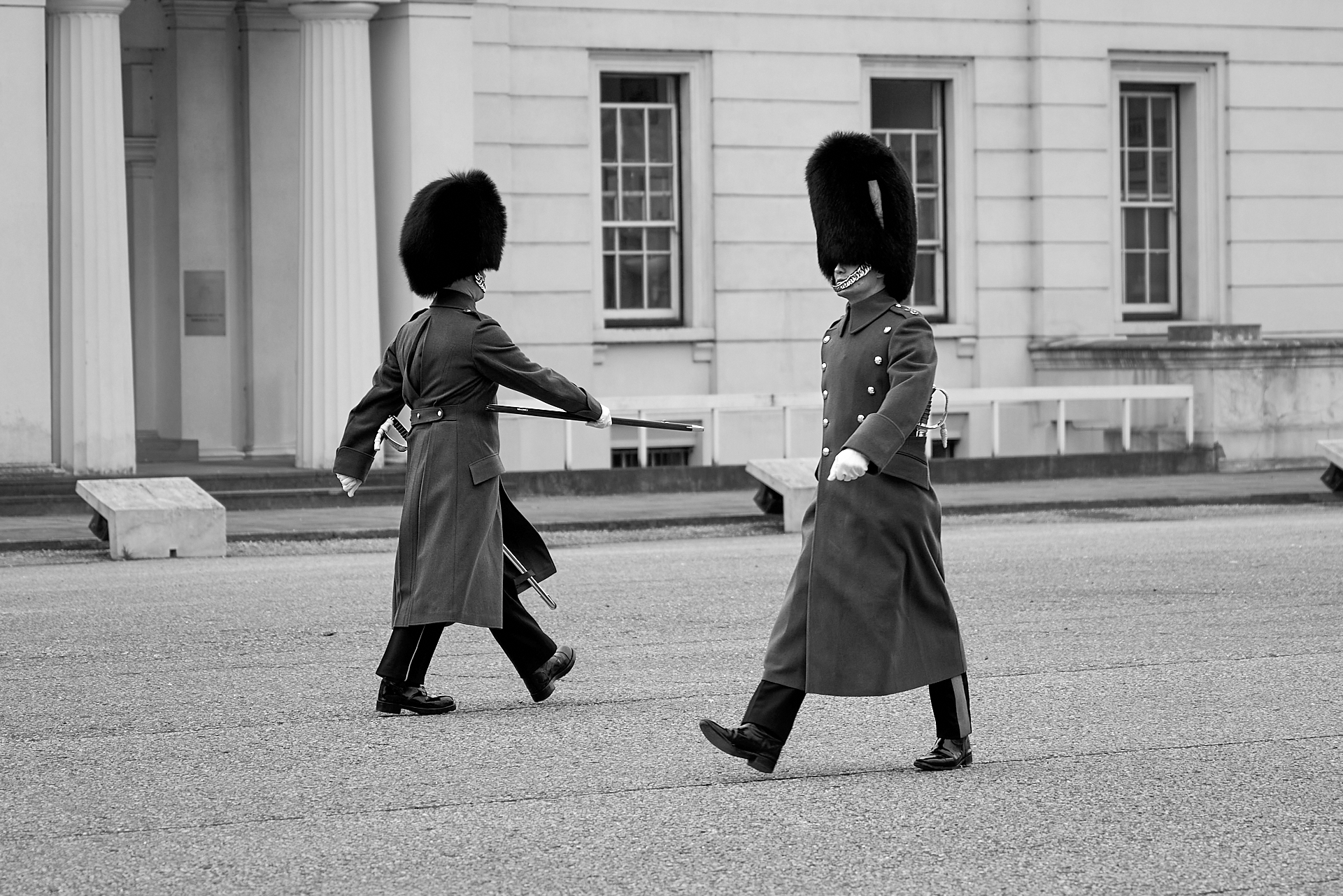 WALKING IN LONDON - ©Fotografia di Massimiliano Ferrari - Brescia